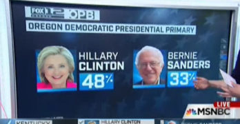 Bernie Sanders wins Oregon despite pollster