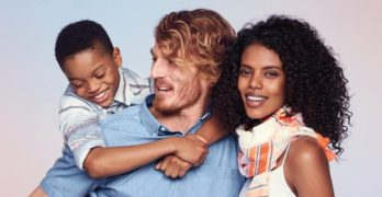 Interracial Couple Old Navy Tweet
