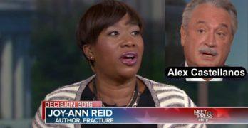 Joy Ann Reid calls out Alex Castellanos