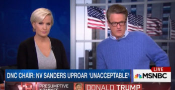 MSNBC Host calls for DNC Chair to step down over treatment of Bernie Sanders (VIDEO)