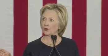 Hillary Clinton Cleveland Ohio speech