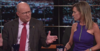 Lawrence Wilkerson on Real Time with Bill Maher