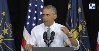 Obama breaks myth of crazy liberal spending (VIDEO)