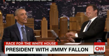 President Obama Jimmy Fallon