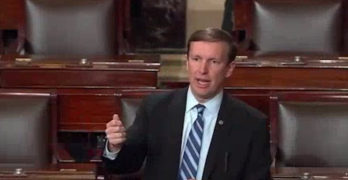 Senator Chris Murphy & Democrats filibuster firearm bill (VIDEO)