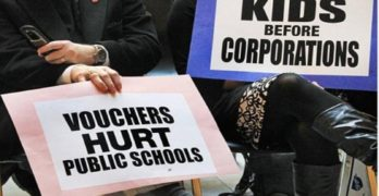 Vouchers School Privatization