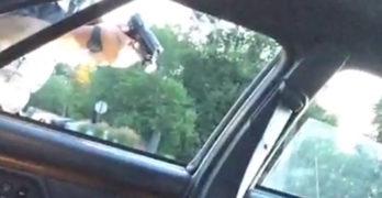 Black man Philando Castile murdered by police, cop