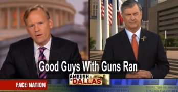 Dallas Mayor explains why open carry gun laws are dangerous (VIDEO)