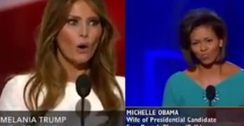 Oops, Did Melania Trump's speech plagiarize Michelle Obama's