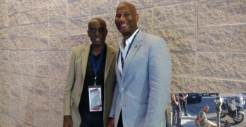 Charles Belk,Egberto Willies,Democratic National Convention