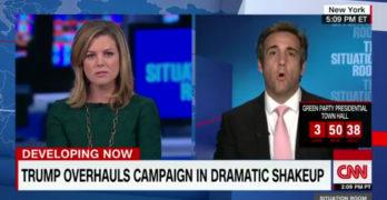 Watch CNN host shock bewildered Trump surrogate oblivious to polls (VIDEO)