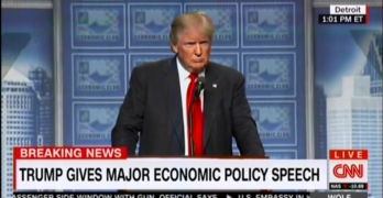 Donald Trump Economic Speech