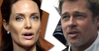 Presidential election on hold? Angelina Jolie & Brad Pitt are divorcing