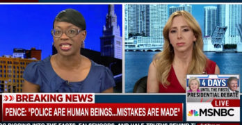 Impassioned Nina Turner schools Trump surrogate on systemic and police racism.mp4
