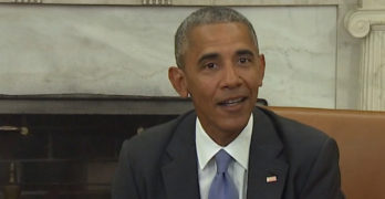 President Obama responds to Trump's birther statement (VIDEO)