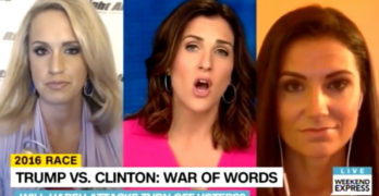 the truth hurts democratic strategist to trump rep on clinton basket of deplorables comment