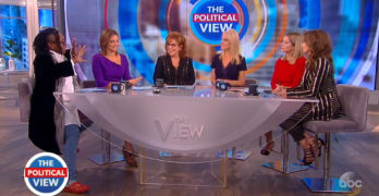 Whoopi grills Kellyanne Conway, Trump's campaign manager (VIDEO)
