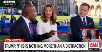 Van Jones: Trump is a Law & Order candidate confessing to sexual assault (VIDEO)