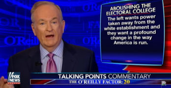 Bill O'Reilly's most misleading & dangerous white nationalist rant to date (VIDEO)