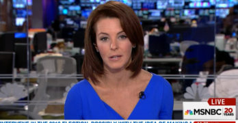MSNBC Host Stephanie Ruhle apologizes to Fox News