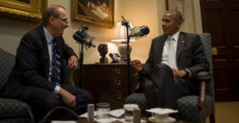 President Obama interview with David Axelrod