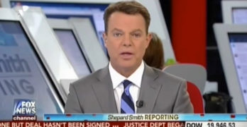 SHOCKING: Fox News Shepard Smith defends CNN against Donald Trump (VIDEO)