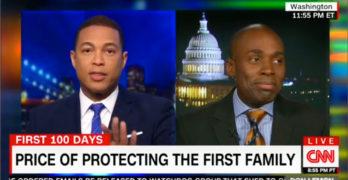 CNN Don Lemon schools Trump spokesman on fake news and then shut him off the air