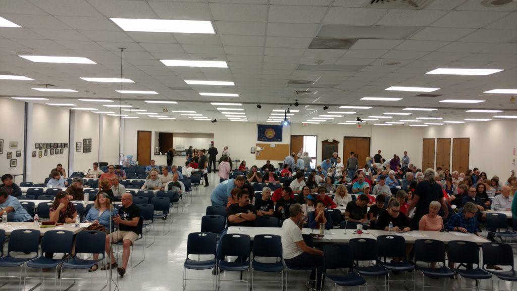 Our Revolution Texas Gulf Coast Region Kickoff a big success