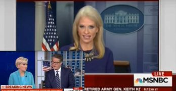 Joe Scarborough slams Kellyanne Conway: She goes out and lies (VIDEO)