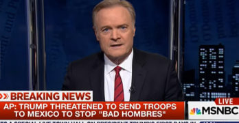 O'Donnell slams Trump for threatening phone calls with Mexican & Australian leaders (VIDEO)