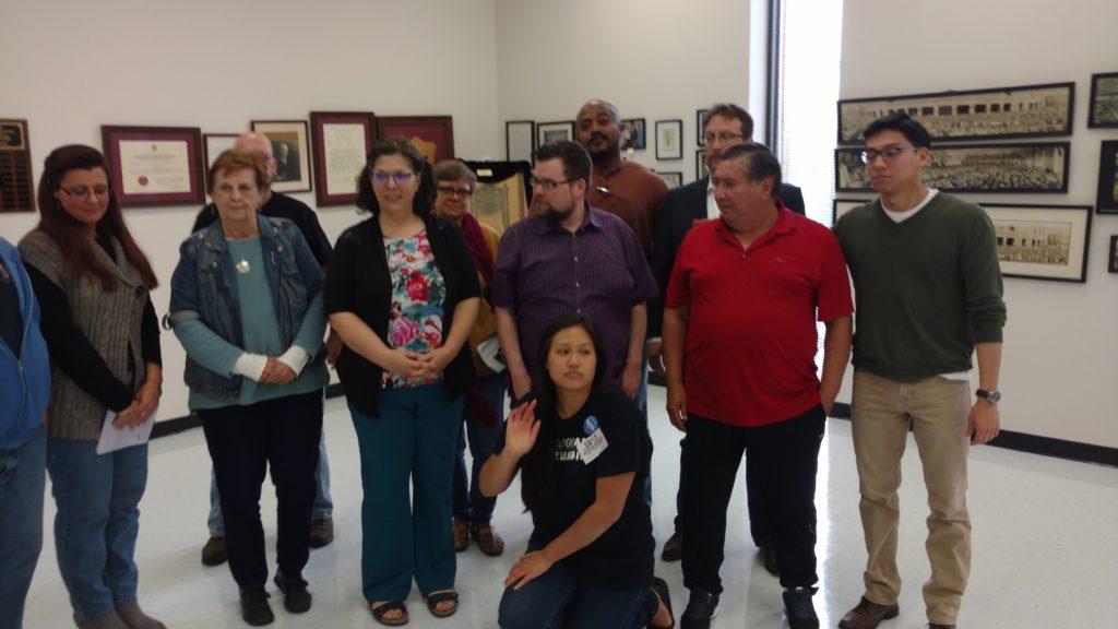 Our Revolution Gulf Coast Region Senate District Leaders