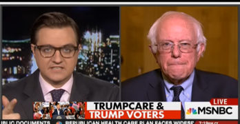 Trumpcare screws the Trump voter more than any others (VIDEO)