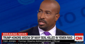 What was Van Jones thinking when he made this statement (VIDEO)