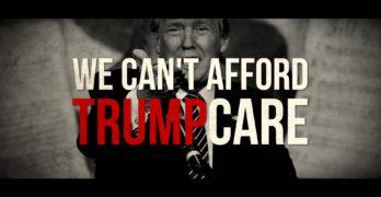 Americans falling for the Trumpcare disaster, yet! Let's keep it that way