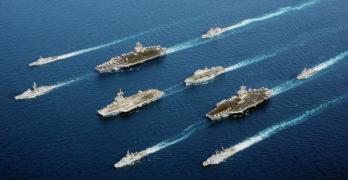 Navy Fleet Nuclear War