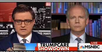 Republican Congressman slammed GOP's Obamacare replacement on All-In (VIDEO)