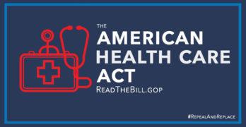 AHCA Obamacare Trumpcare