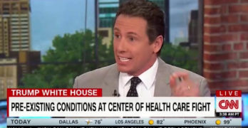 CNN Chris Cuomo calls Paul Ryan a liar for deceiving Americans on preexisting conditions coverage (VIDEO)