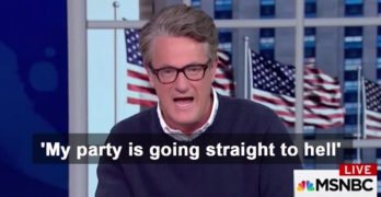 Morning Joe slams GOP My party is going straight to hell (VIDEO)