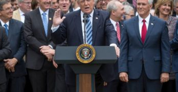 Trump dismantling women health care protections implement in Obamacare