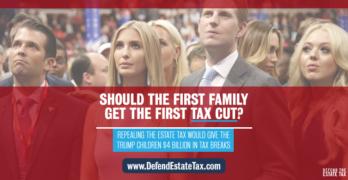 Patriotic Millionaire: Don't Kill For My Tax Cut