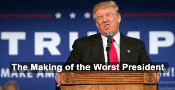 Donald Trump worst President