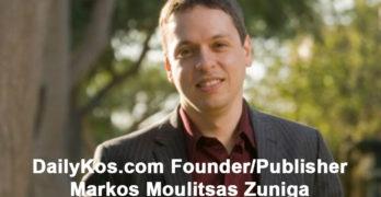 Markos Moulitsas DailyKos