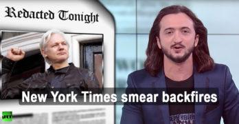 New York Times smear of comedian backfires & exposes it as a propaganda rag