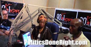 PDR Caller - Capitalism & the assault on democracy to maintain inequality (VIDEO)