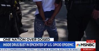 Shameful: MSNBC's subliminal & dangerous opioid epidemic report (VIDEO)