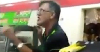 Trump Effect Caught 7-Eleven cashier to customer Do you have papers (VIDEO)