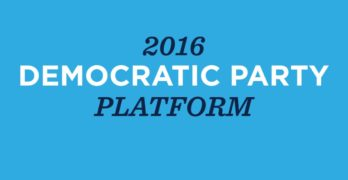 2016 Democratic Party Platform