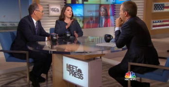 RNC Chair tears into DNC Chair. Democrats lose because responses are lousy (VIDEO)