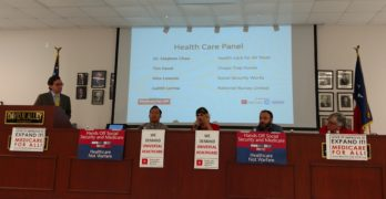 Medicare for All Town Hall Panelist Speeches in Houston, TX (VIDEO)